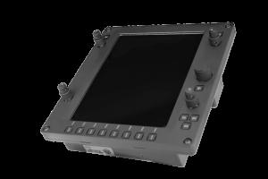 6x8 Mission Management Display Unit